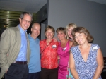 John Strayer, Wyn Cooper, Tammis Donaldson, Marianne Hayes (Foell) Kathy Kidle (Pink), Nancy Field (Musgrave)